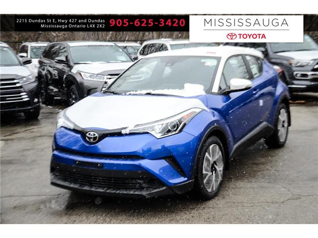 2018 Toyota C-HR XLE (Stk: J7607) in Mississauga - Image 1 of 9