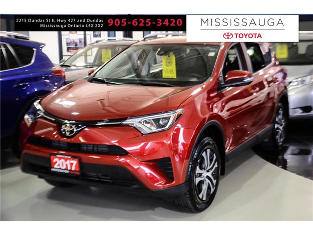 2017 Toyota RAV4 LE (Stk: 19549) in Mississauga - Image 1 of 16