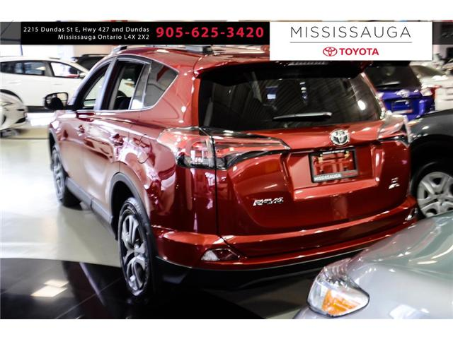 2017 Toyota RAV4 LE (Stk: 19549) in Mississauga - Image 2 of 16