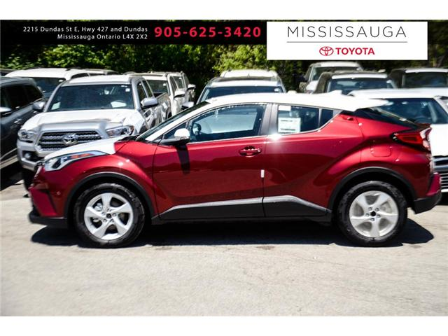 2018 Toyota C-HR XLE (Stk: J7017) in Mississauga - Image 2 of 9