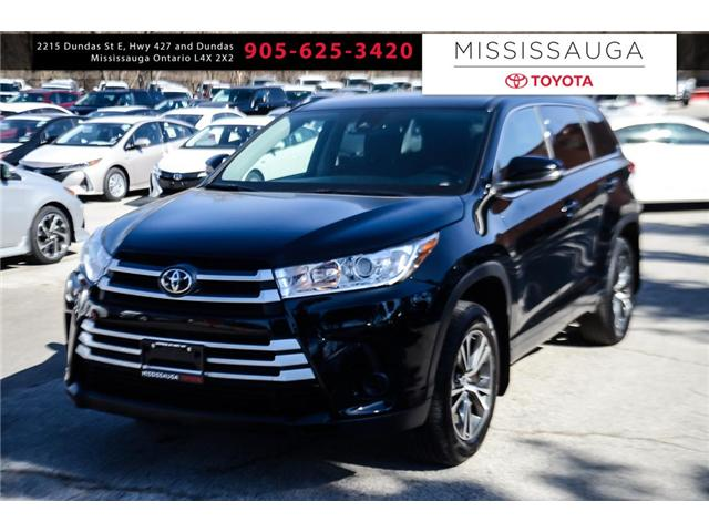 2017 Toyota Highlander LE (Stk: 19559) in Mississauga - Image 1 of 18