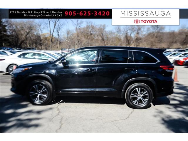 2017 Toyota Highlander LE (Stk: 19559) in Mississauga - Image 2 of 18