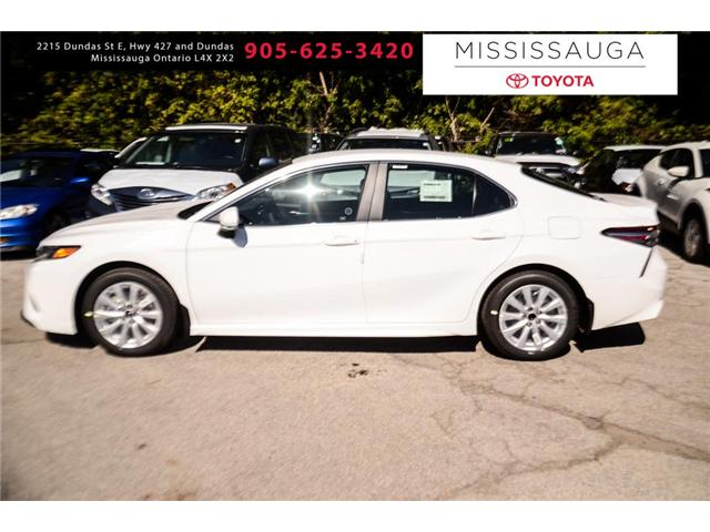 2018 Toyota Camry SE (Stk: J4134) in Mississauga - Image 2 of 9