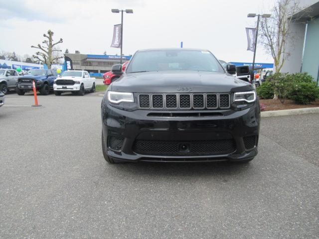2018 Jeep Grand Cherokee Trackhawk (Stk: J332353) in Surrey - Image 2 of 20