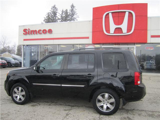 2014 Honda Pilot Touring (Stk: 18103A) in Simcoe - Image 2 of 30