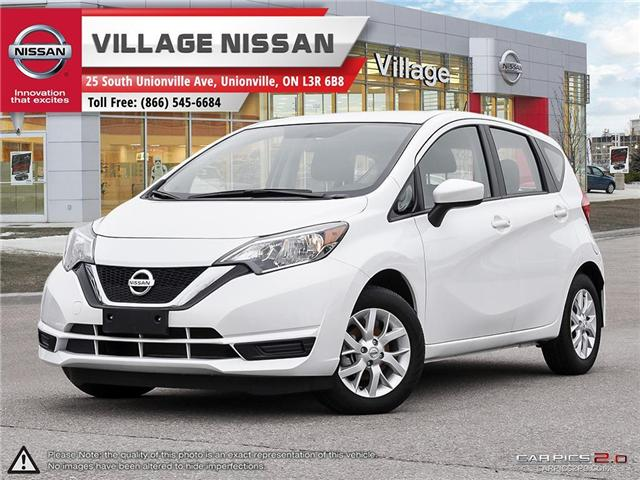 2017 Nissan Versa Note 1.6 SV (Stk: R70865) in Unionville - Image 1 of 27