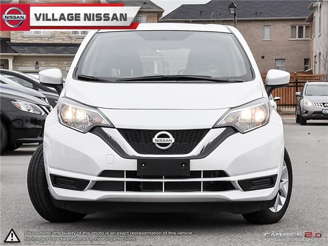 2017 Nissan Versa Note 1.6 SV (Stk: R70865) in Unionville - Image 2 of 27