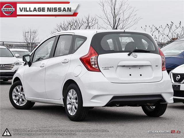 2017 Nissan Versa Note 1.6 SV (Stk: R70865) in Unionville - Image 4 of 27