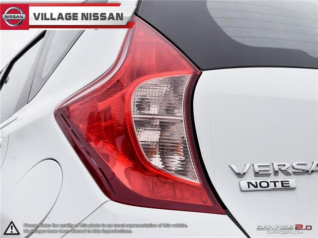 2017 Nissan Versa Note 1.6 SV (Stk: R70865) in Unionville - Image 12 of 27