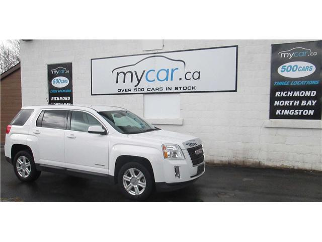 2015 GMC Terrain SLE-1 (Stk: 180406) in Richmond - Image 1 of 12