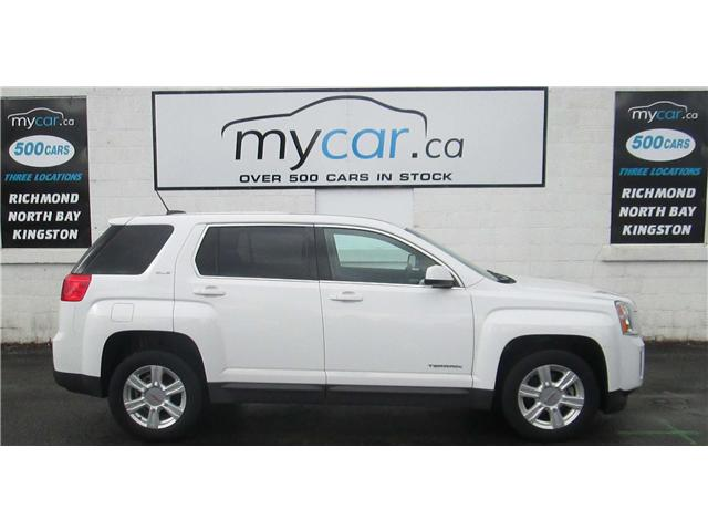 2015 GMC Terrain SLE-1 (Stk: 180406) in Richmond - Image 2 of 12