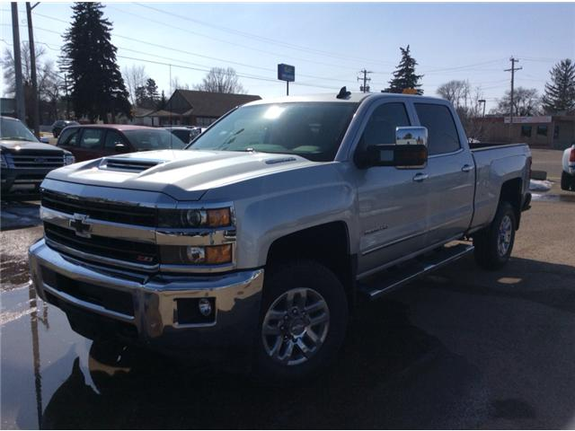 2018 Chevrolet Silverado 3500HD LTZ (Stk: 189401) in Brooks - Image 1 of 15