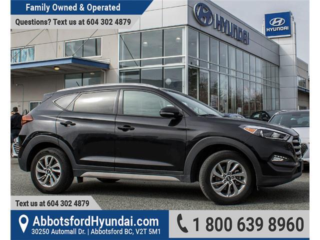 2017 Hyundai Tucson Premium (Stk: AH8621) in Abbotsford - Image 1 of 28