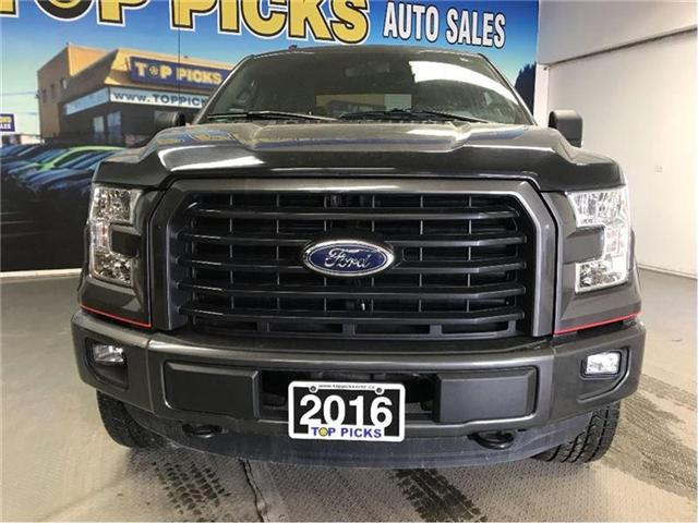 2016 Ford F-150 Lariat (Stk: 13994) in NORTH BAY - Image 2 of 17