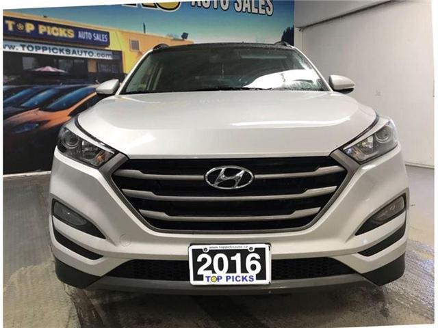 2016 Hyundai Tucson Limited (Stk: 031295) in NORTH BAY - Image 2 of 17