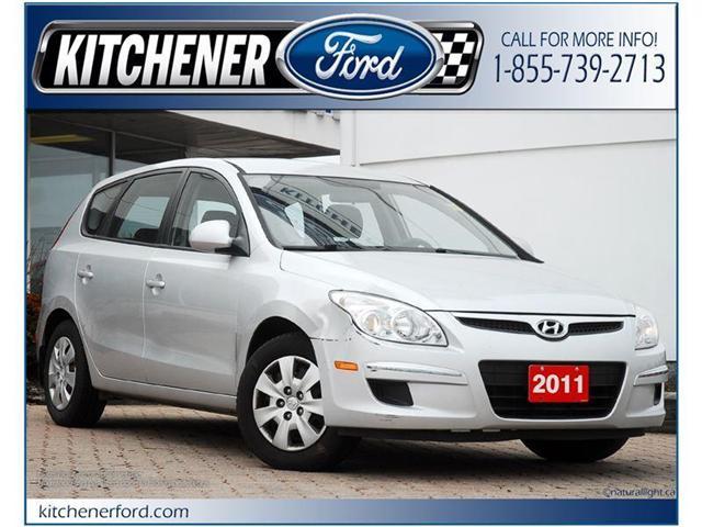 2011 Hyundai Elantra Touring GLS (Stk: 144450AX) in Kitchener - Image 1 of 11