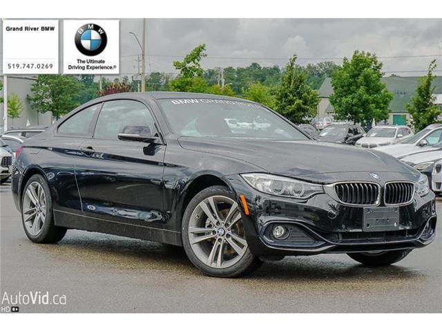 2017 BMW 430 i xDrive (Stk: PW4291) in Kitchener - Image 1 of 19