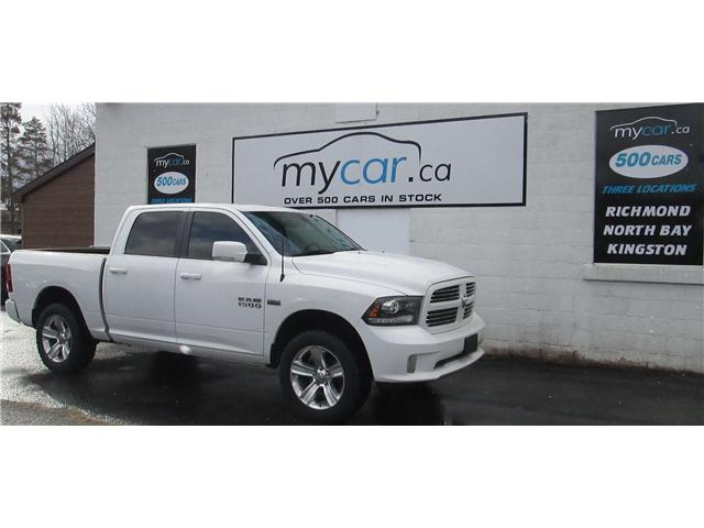 2014 RAM 1500 Sport (Stk: 180384) in North Bay - Image 1 of 14