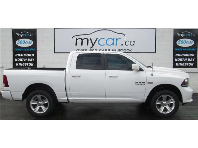 2014 RAM 1500 Sport (Stk: 180384) in Kingston - Image 2 of 14