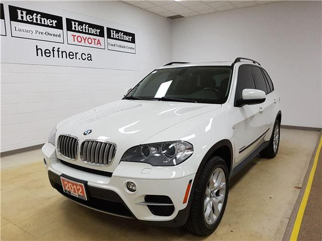 2012 BMW X5 xDrive35d (Stk: 187078) in Kitchener - Image 1 of 24
