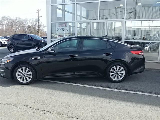 2017 Kia Optima LX+ (Stk: U0249) in New Minas - Image 2 of 15