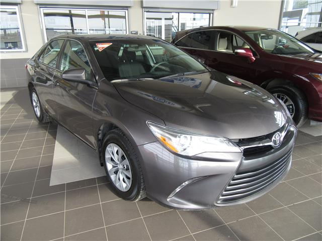 2017 Toyota Camry LE (Stk: A3687) in Saskatoon - Image 1 of 26