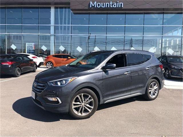 2018 Hyundai Santa Fe Sport Limited (Stk: 8A5963) in Hamilton - Image 2 of 14