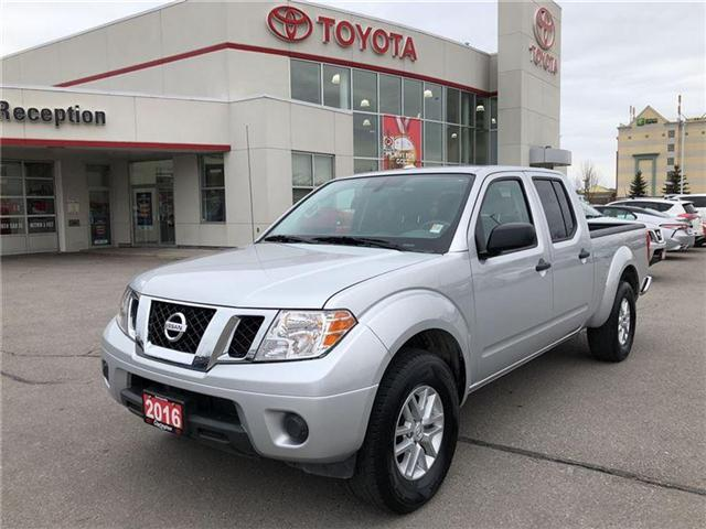 2016 Nissan Frontier SL (Stk: P2048A) in Bowmanville - Image 1 of 15
