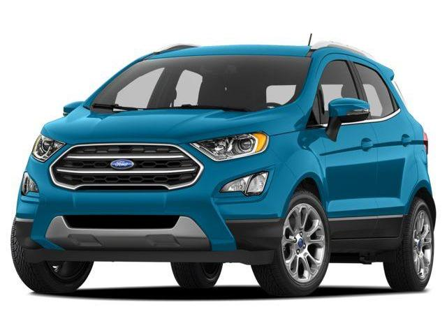 2018 Ford EcoSport SE (Stk: IEC8093) in Uxbridge - Image 1 of 3