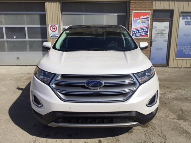 2018 Ford Edge Titanium (Stk: 18-226) in Kapuskasing - Image 2 of 8