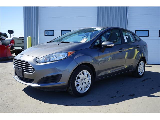 2014 Ford Fiesta SE (Stk: IU9963R) in Thunder Bay - Image 1 of 11