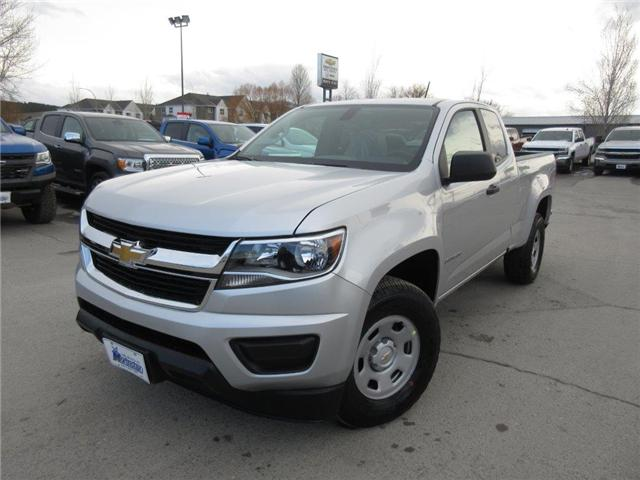 2018 Chevrolet Colorado WT (Stk: 1228905) in Cranbrook - Image 1 of 18