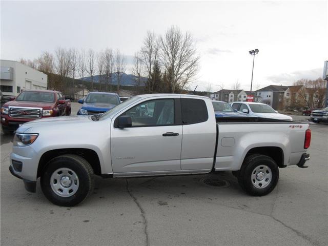 2018 Chevrolet Colorado WT (Stk: 1228905) in Cranbrook - Image 2 of 18