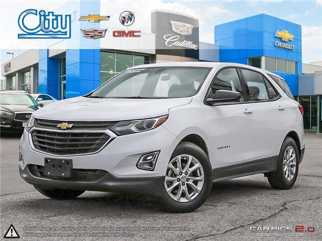 2018 Chevrolet Equinox LS (Stk: 2815435) in Toronto - Image 1 of 27