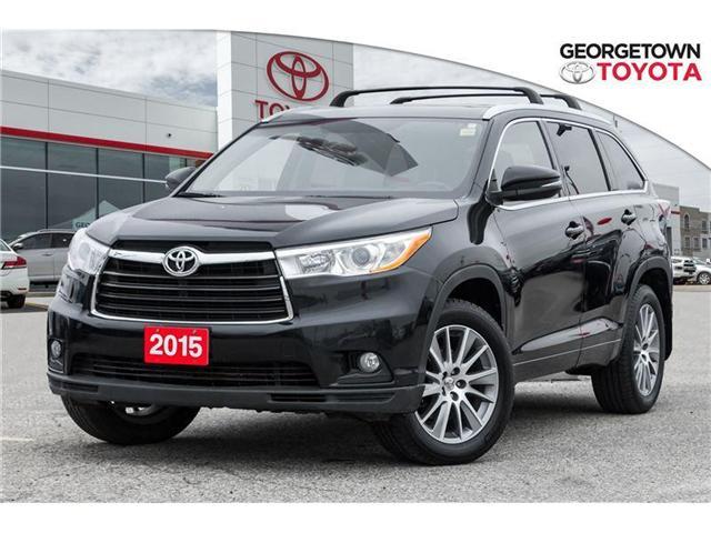 2015 Toyota Highlander XLE (Stk: 15-69396) in Georgetown - Image 1 of 21