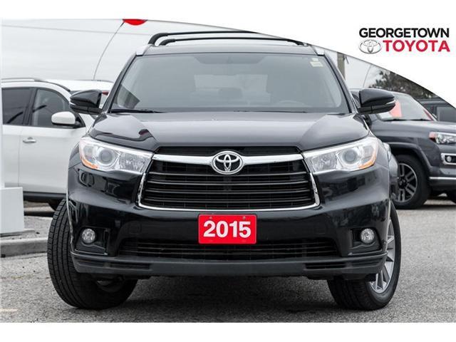 2015 Toyota Highlander XLE (Stk: 15-69396) in Georgetown - Image 2 of 21