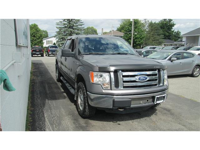 2011 Ford F-150 XLT (Stk: 170883) in North Bay - Image 1 of 11