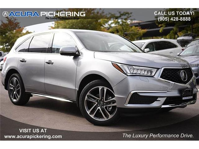 2017 Acura MDX Navigation Package (Stk: AR241) in Pickering - Image 1 of 22