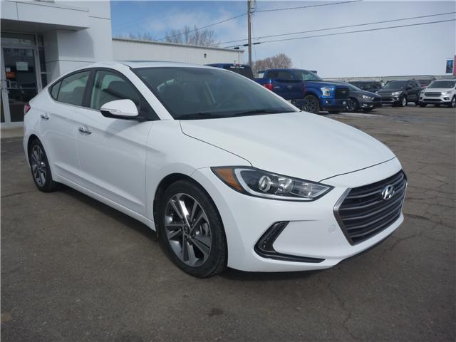 2017 Hyundai Elantra Limited (Stk: 8U023) in Wilkie - Image 1 of 20