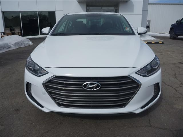 2017 Hyundai Elantra Limited (Stk: 8U023) in Wilkie - Image 2 of 20