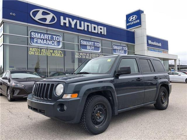 2007 Jeep Patriot Sport/North (Stk: TN17129A) in Woodstock - Image 1 of 20