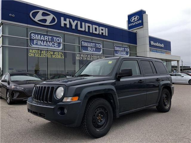 2007 Jeep Patriot Sport/North (Stk: TN17129A) in Woodstock - Image 2 of 20