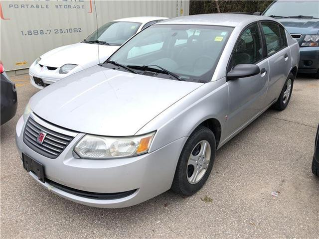 2005 Saturn ION 1 Base (Stk: EG18010A) in Woodstock - Image 2 of 17