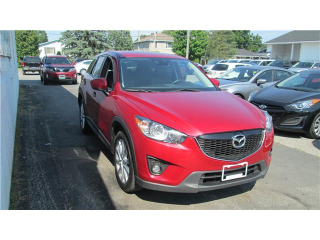 2015 Mazda CX-5 GT (Stk: 170876) in Kingston - Image 1 of 13