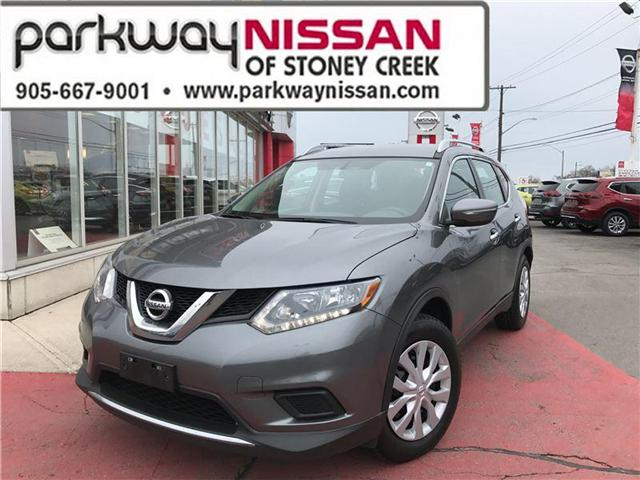 2014 Nissan Rogue  (Stk: N1244A) in Hamilton - Image 1 of 17