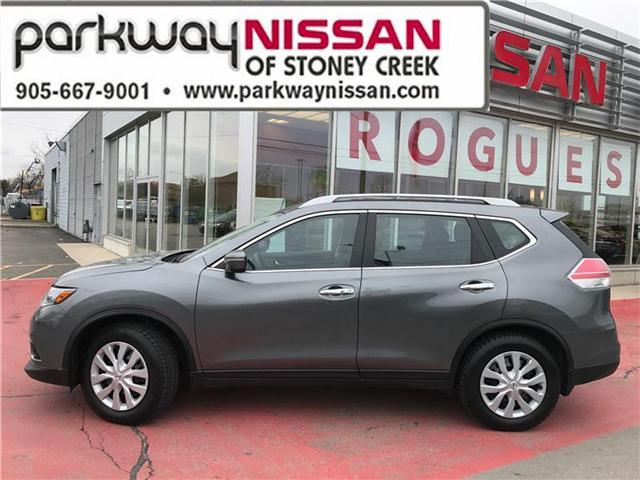 2014 Nissan Rogue  (Stk: N1244A) in Hamilton - Image 2 of 17