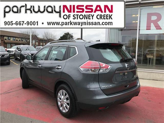2014 Nissan Rogue  (Stk: N1244A) in Hamilton - Image 3 of 17
