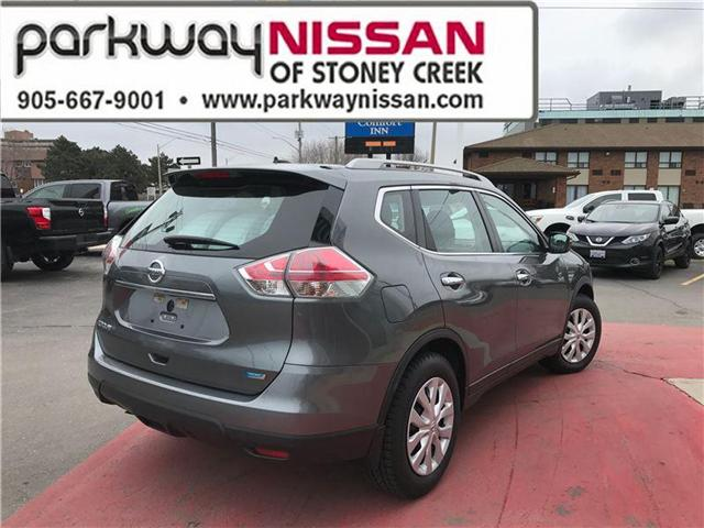 2014 Nissan Rogue  (Stk: N1244A) in Hamilton - Image 5 of 17