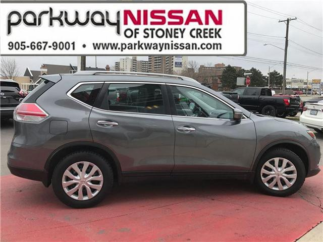 2014 Nissan Rogue  (Stk: N1244A) in Hamilton - Image 6 of 17