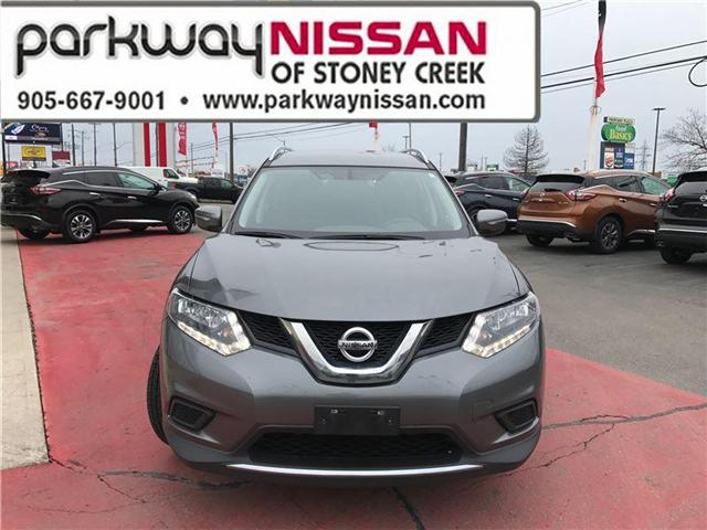 2014 Nissan Rogue  (Stk: N1244A) in Hamilton - Image 8 of 17